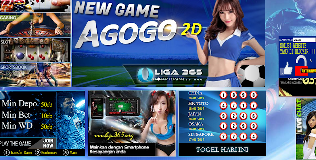 Situs Judi Bola Resmi Terbaik Di Asia | LIGA365