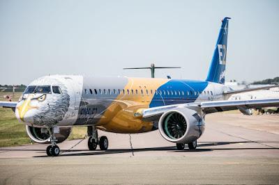 Embraer E192-E2