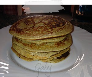 Pancakes con latticello