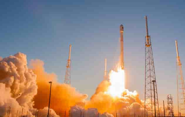 SpaceX to launch first reused rocket