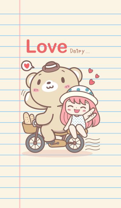 Boobib : Love Diary