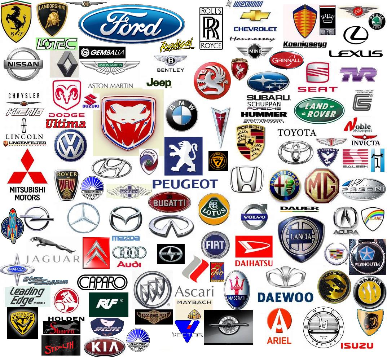 Logos Fou Car Logos