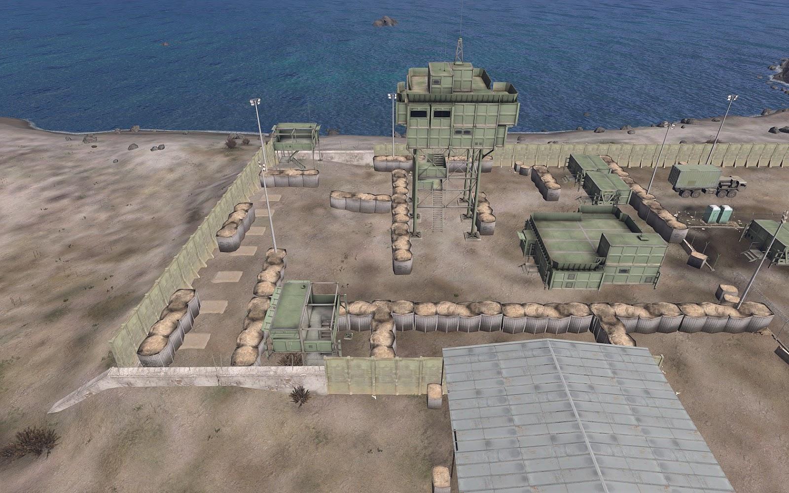 Arma 3 Stratis EDEN Editor Enhancements soulkobk