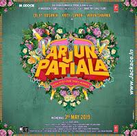 Arjun Patiala First Look Poster 1