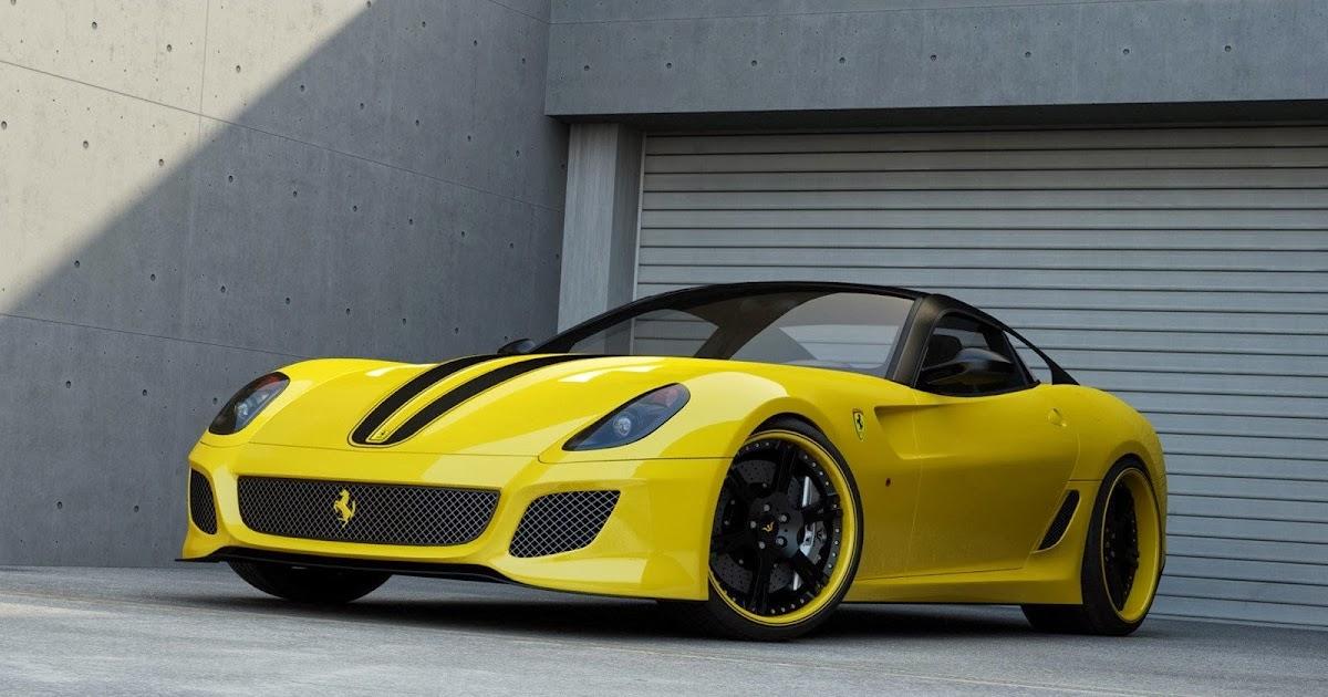Ferrari 599 Ferrari Gto Amarillo 2012 Upcoming Cars News