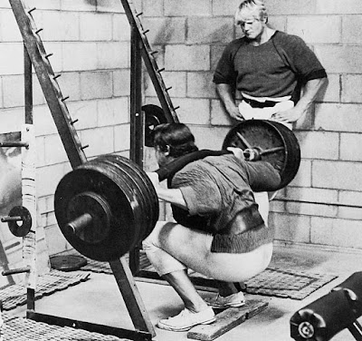 Arnold Workout Routine