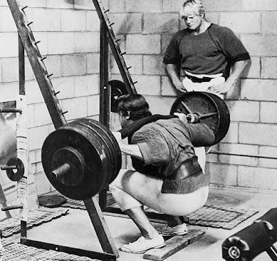 Arnold Workout Routine