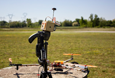 DIY Diversity Ground Station for FPV flying...with hysteresis