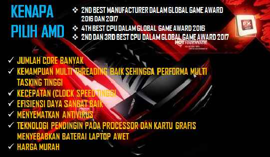 laptop amd asus gaming murah