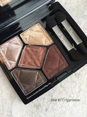 Dior 5 Couleurs 677 Hypnotize eyeshadow