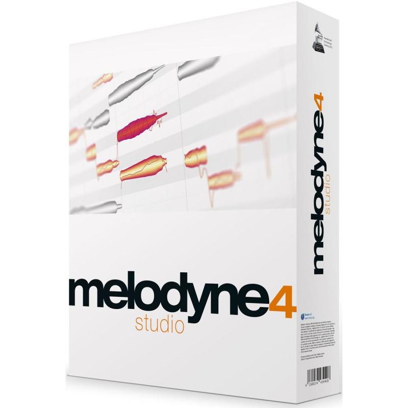 Celemony Melodyne 4 Studio Image