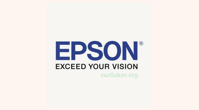 Lowongan Kerja Operator Produksi PT.Epson Indonesia Industry Paling Baru 2018