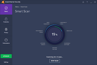 Avast Internet Security 2018
