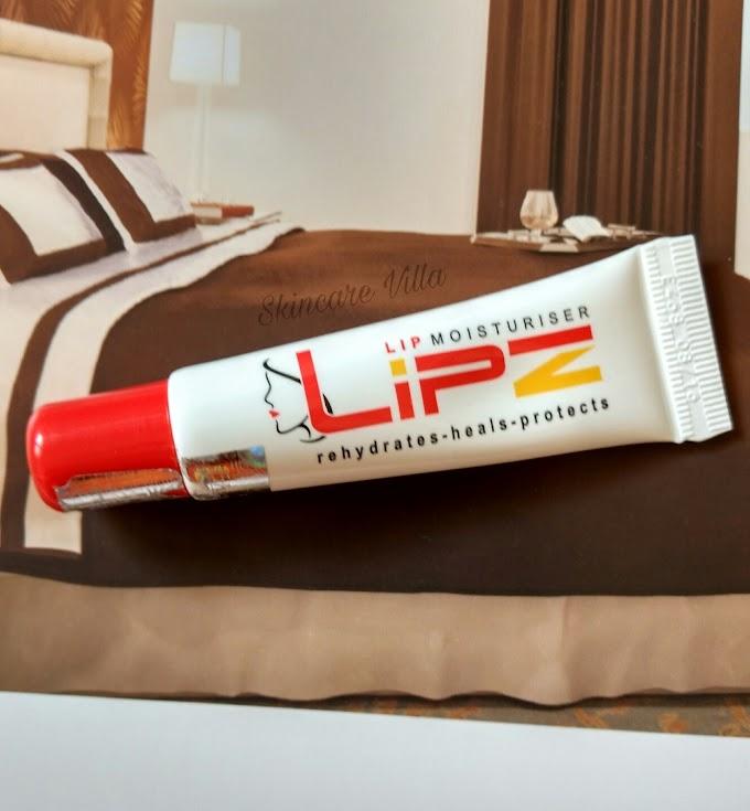 Ethicare Remedies Lipz Lip Moisturiser With SPF 15 Review