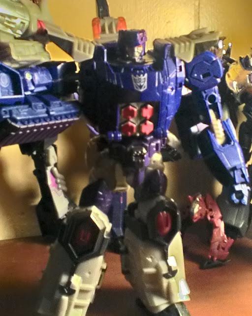 Galvatron, Titans Return, Transformers, Voyager