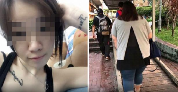 Gadis Muat Naik Gambar Dan Kutuk Wanita Lain Berbadan Besar Terima Padah Dapat Kutukan Netizen