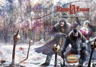 Ultima Forsan - Rutenia macabra (cover)