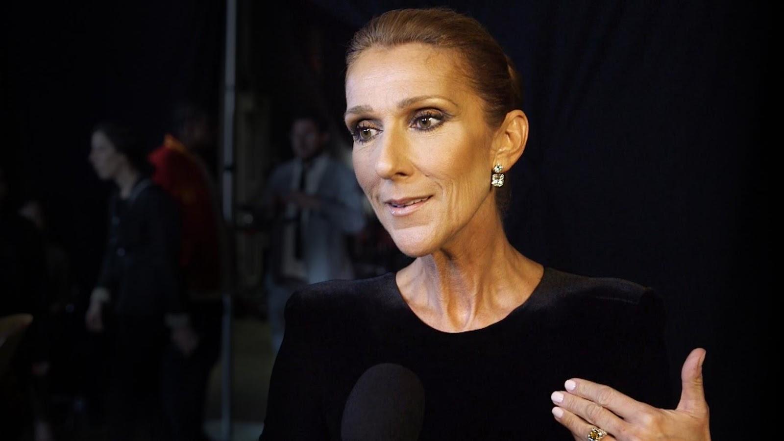 Celine Dion Kasih Kejutan Kepada Sepasang Pengantin