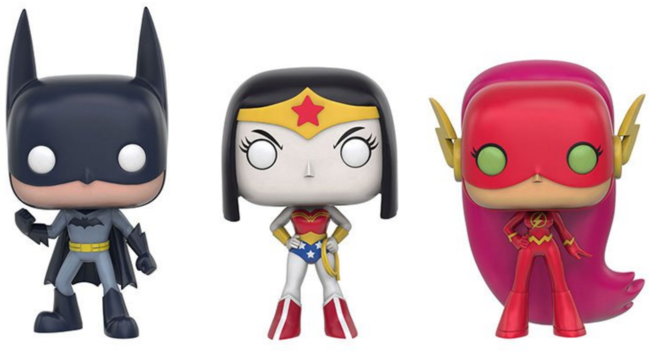 New Wave Of Teen Titans Go Funko Pop Figures Are Heroes