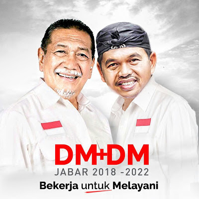 Pasangan Calon Gubernur dan Calon Wakil Gubernur Jawa Barat, Nomor Urut 4
