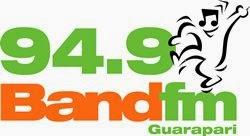 Rádio Band FM 94.9 de Guarapari ES e Vitória ES ao vivo na net...