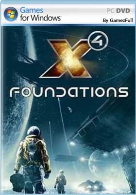 X4 Foundations Collectors Edition PC Full Español