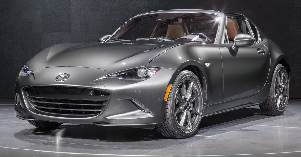 Us Only Mazda Mx 5 Rf Launch Edition Announced Limited To