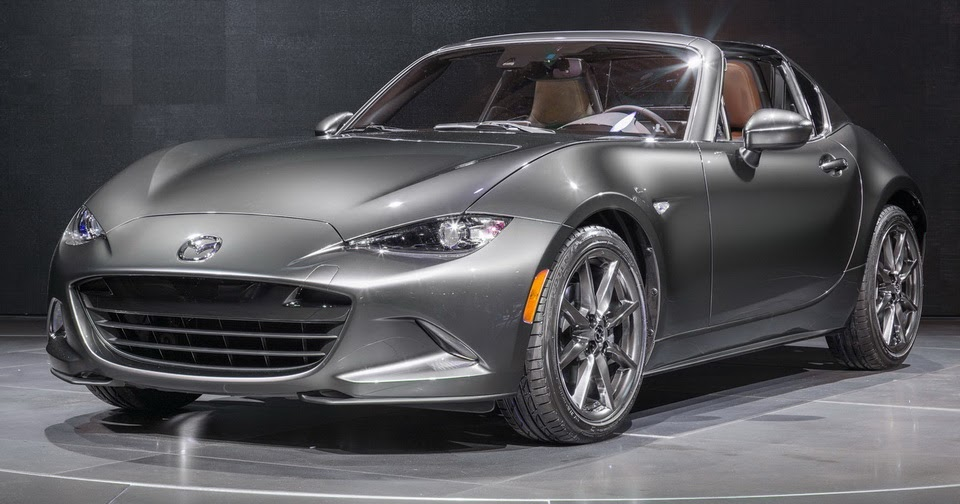 us only mazda mx 5 rf launch edition announced limited to 1 000 units