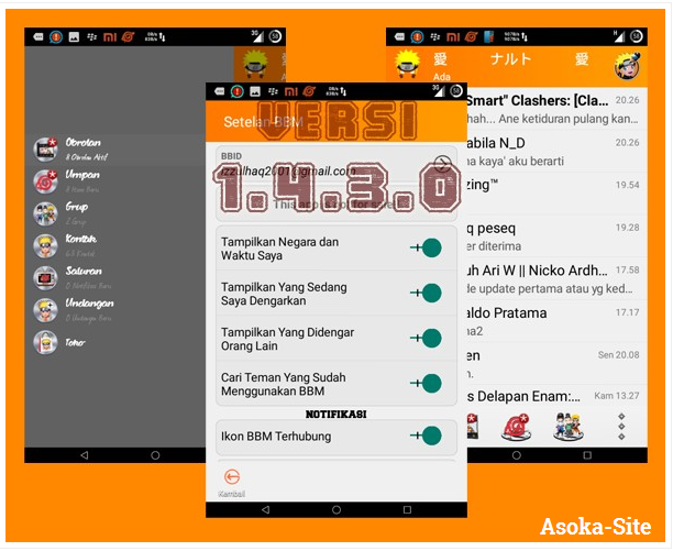 Download,BBM,Mod,Tema,Naruto,v2.7.0.23,APK,NEW