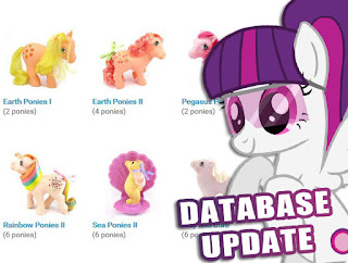 MLP Merch Launches All Generation Database
