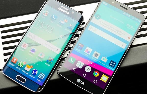 LG mostra celular do futuro enquanto Samsung S7 só traz melhorias