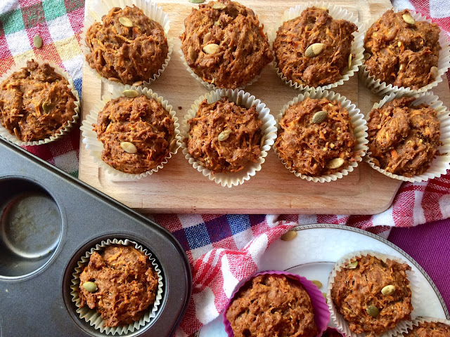 fit muffinki bez cukru