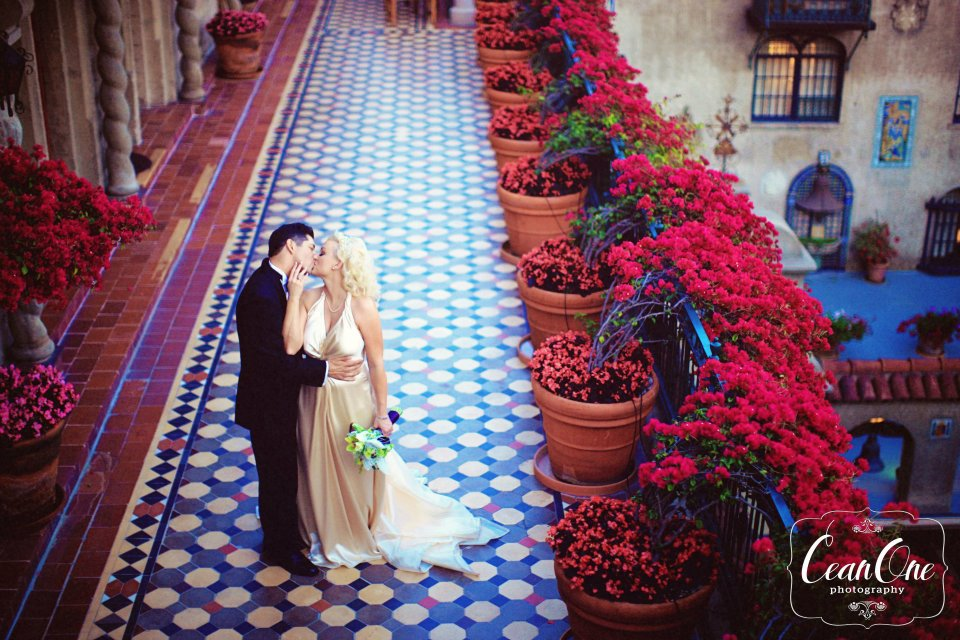 A Classic Touch Events Kelly And George Mission Inn Wedding