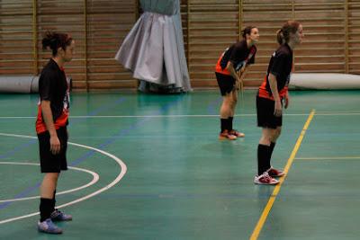 Las posiciones en el futsal o fútbol sala