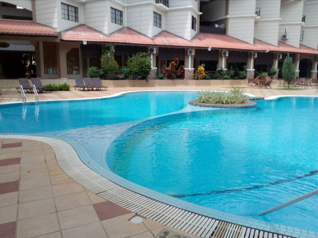 Suria Resort & Hotel di Cherating