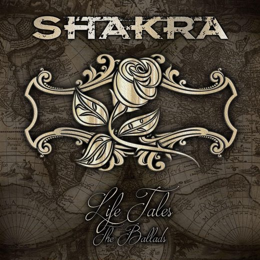SHAKRA - Life Tales: The Ballads (2017) full