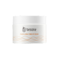 besone PEACH & MILK TONE UP CREAM: