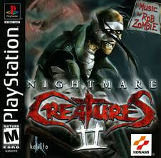 Nightmare Creatures II - PS1 - ISOs Download