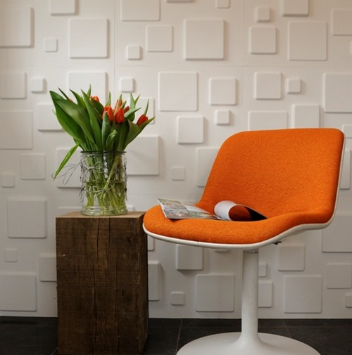 3d wall decoration ideas, decoration stickers for living room