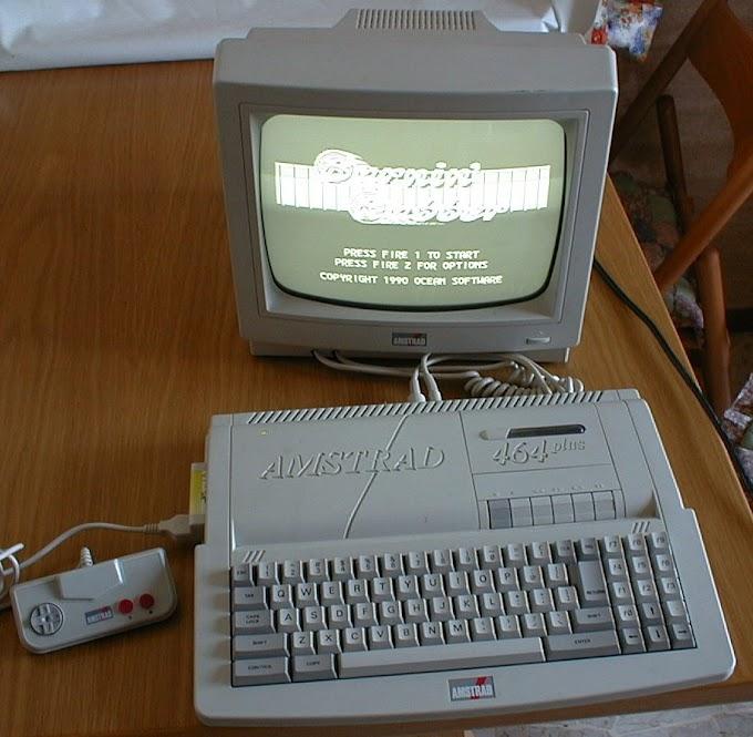 Amstrad CPC 464 Plus