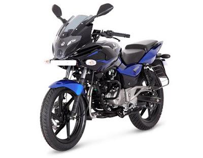 Bajaj Pulsar 220 Blue shade Front Look