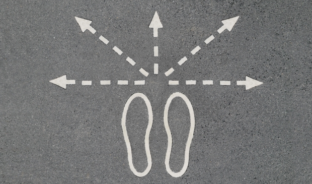 Escolhas, consciente, inconsciente, estrada, caminhos