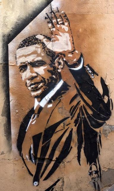 Rede halten wie Obama