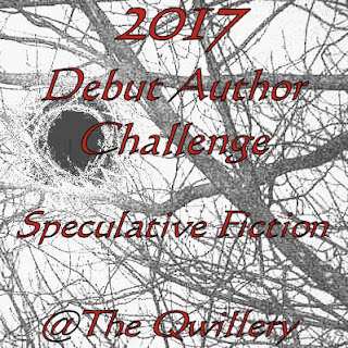 2017 Debut Author Challenge - October Debuts
