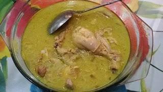 Opor Ayam Kuning by Wiji