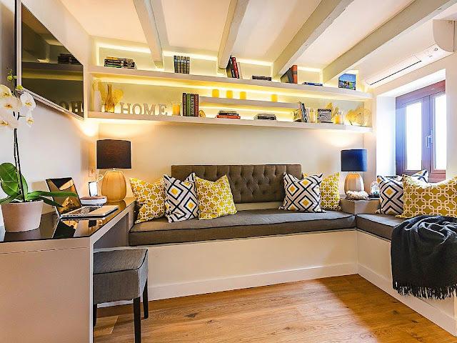 mini salón