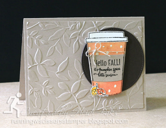 Stampin' Up Merry Cafe