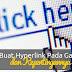 Cara Buat Hyerlink Pada Gambar dan Kepentingannya