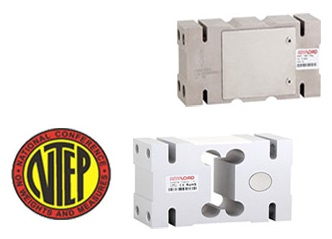 Anyload 108DA and 108DH Series Single Point Load Cells are now  New NTEP Certified