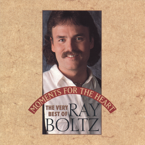 Ray Boltz - photo courtesy of amazon.com